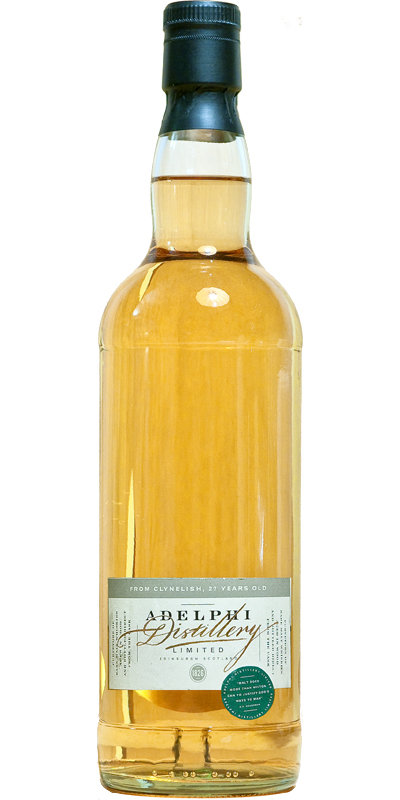 The Dramble's tasting notes for Clynelish 1974 27 year old Adelphi