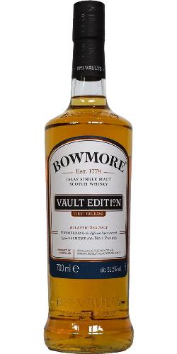 The Dramble's tasting notes for Bowmore Vaults Edition - First Release: Atlantic Sea Salt