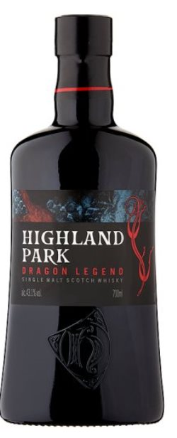 The Dramble's tasting notes for Highland Park Dragon Legend