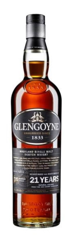 The Dramble's tasting notes for Glengoyne 21 year old
