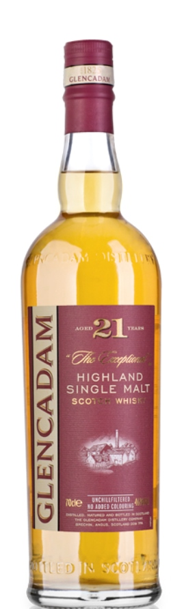 The Dramble's tasting notes for Glencadam 21 year old