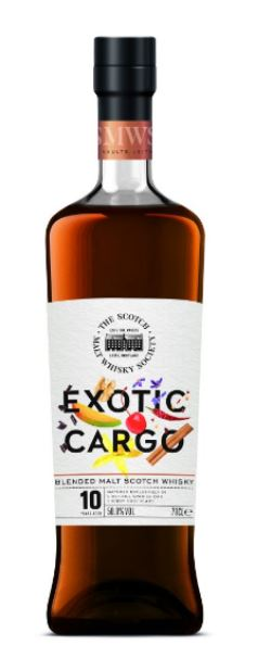 The Dramble's tasting notes for SMWS Exotic Cargo