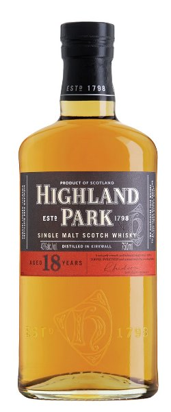 The Dramble's tasting notes for Highland Park 18 year old