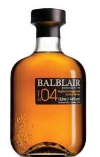 The Dramble's tasting notes for Balblair 2004 Vintage sherry matured
