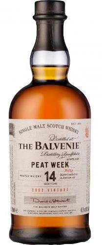 The Dramble's tasting notes for Balvenie 2002 Peat Week