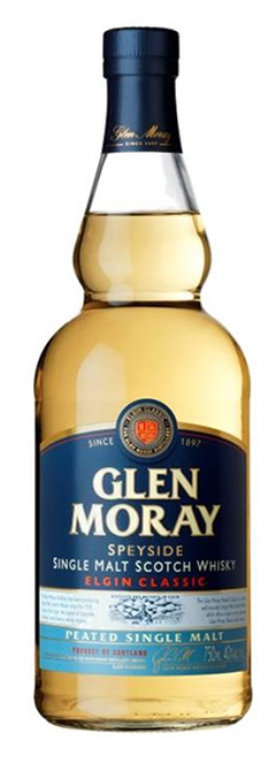 The Dramble's tasting notes for Glen Moray Elgin Classic Peated