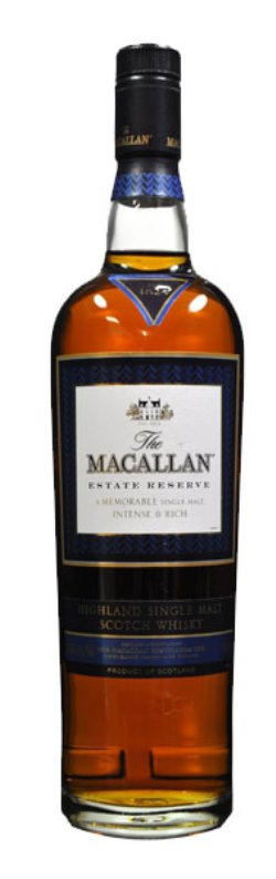 The Dramble's tasting notes for Macallan Estate Reserve