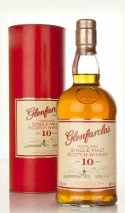 The Dramble's tasting notes for Glenfarclas 10 year old