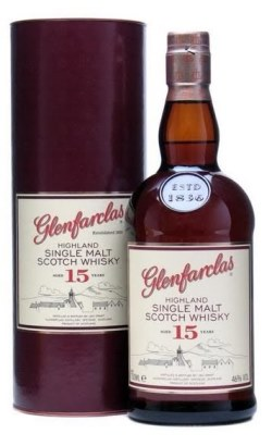 The Dramble's tasting notes for Glenfarclas 15 year old