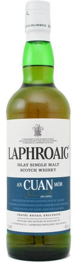 The Dramble's review of Laphroaig An Cuan mor