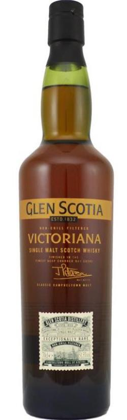 The Dramble reviews Glen Scotia Victoriana