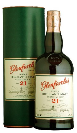 The Dramble's tasting notes for Glenfarclas 21 year old