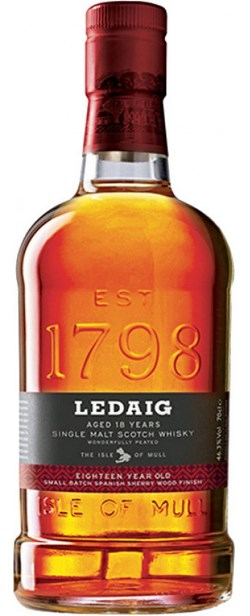 The Dramble reviews Ledaig 18 year old Spanish Sherry Finish Batch 3