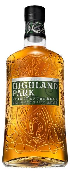 The Dramble reviews Highland Park Spirit of the Bear