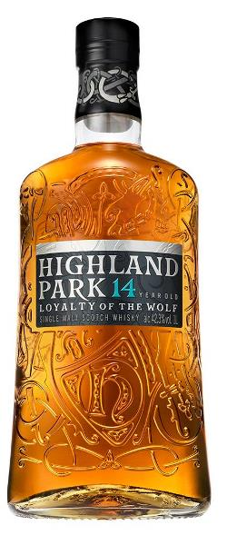 The Dramble reviews Highland Park 14 year old Loyalty of the Wolf