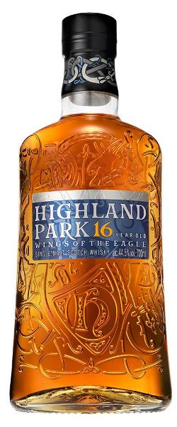 The Dramble reviews Highland Park 16 year old Wings of the Eagle