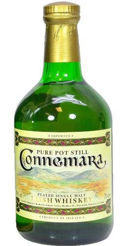 The Dramble reviews Connemara Pure Pot Still 90s bottling