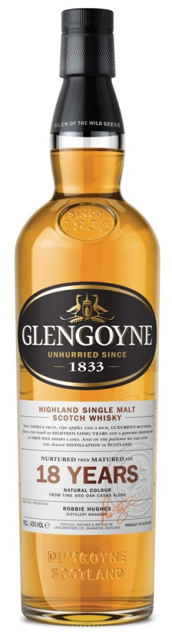 The Dramble reviews Glengoyne 18 year old