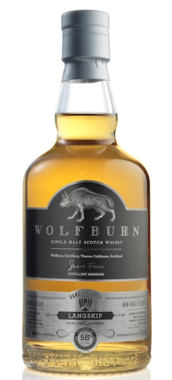The Dramble reviews Wolfburn Langskip
