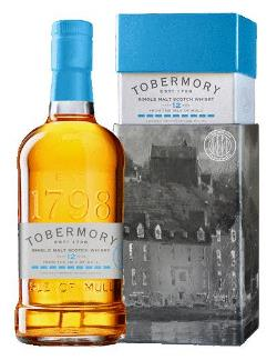 The Dramble reviews Tobermory 2005 Fino Cask Finish