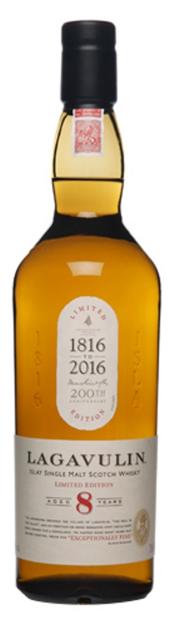 The Dramble reviews Lagavulin 8 year old