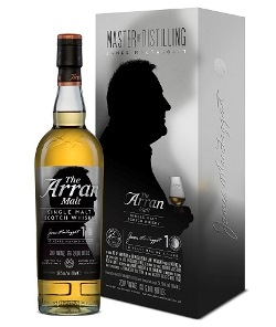 The Dramble's tasting notes for Arran James MacTaggart Anniversary Single Malt