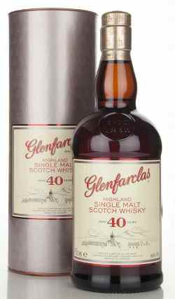 The Dramble's tasting notes for Glenfarclas 40 year old