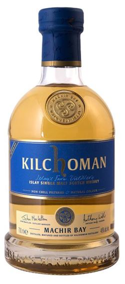 The Dramble reviews Kilchoman Machir Bay 2017
