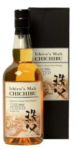 The Dramble's tasting notes for Chichibu The Peated 2012