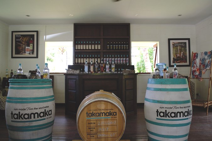 The Dramble explores Takamaka Rum