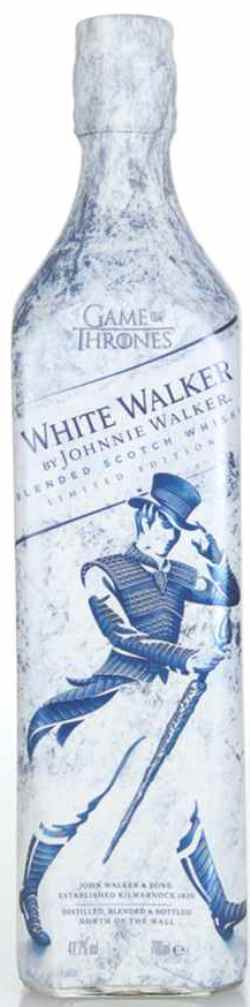 The Dramble reviews Johnnie Walker White Walker