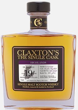 The Dramble reviews Claxtons Teaninich 1999 19 year old