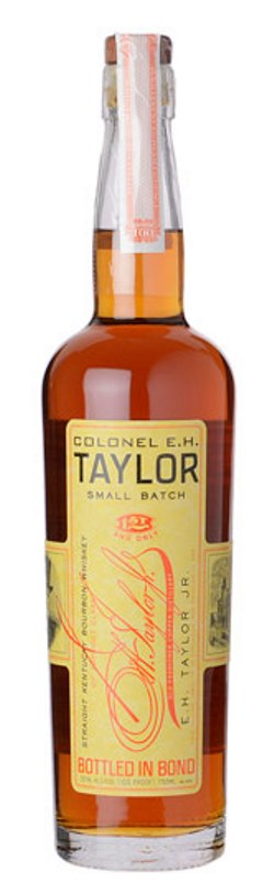 The Dramble's tasting notes for Colonel E.H. Taylor Jr. Small Batch Bourbon