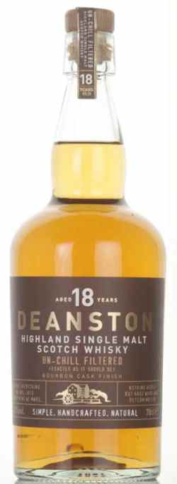 The Dramble reviews Deanston 18 year old