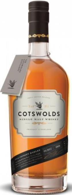The Dramble reviews Cotswolds Single Malt Whisky