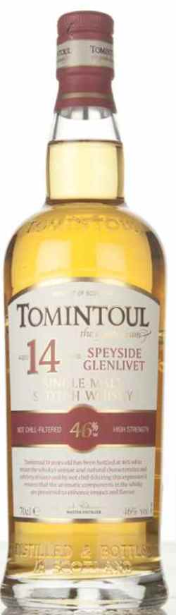 The Dramble reviews Tomintoul 14 year old