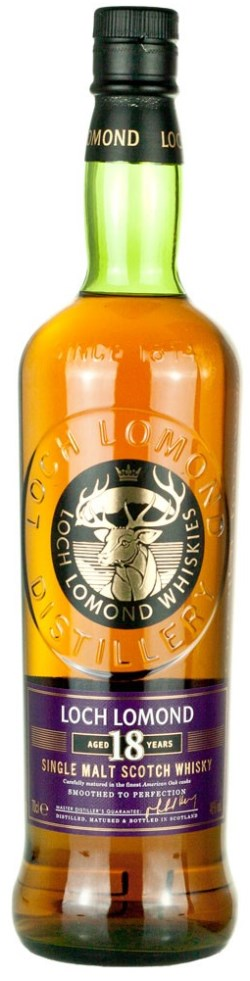 The Dramble reviews Loch Lomond 18 year old