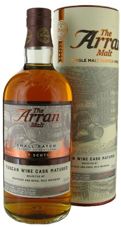The Dramble reviews Arran Small Batch Nauticus and RMW Exclusive