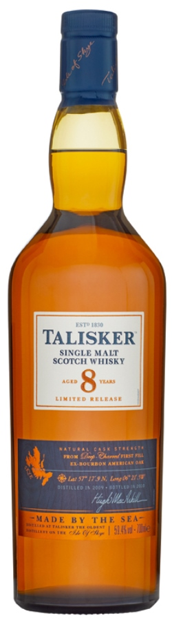 The Dramble reviews Talisker 2009 8 year old Special Release