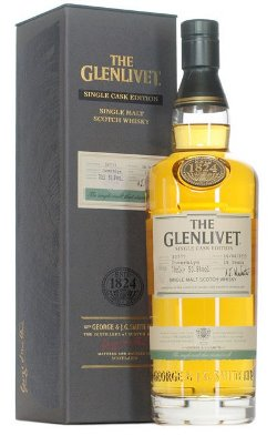 The Dramble's tasting notes for Glenlivet 18 year old Single Cask Edition Inverblye