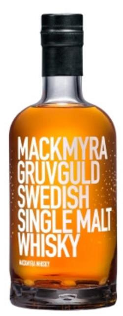 The Dramble reviews Mackmyra Gruvguld