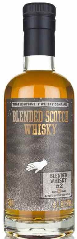The Dramble reviews Boutique-y Whisky Blended Whisky #2 22 year old batch 3