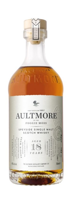 The Dramble's tasting notes for Aultmore 18 year old