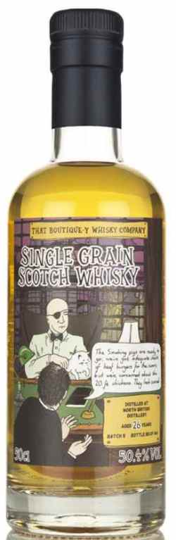 The Dramble reviews Boutique-y North British 26 year old Batch 5