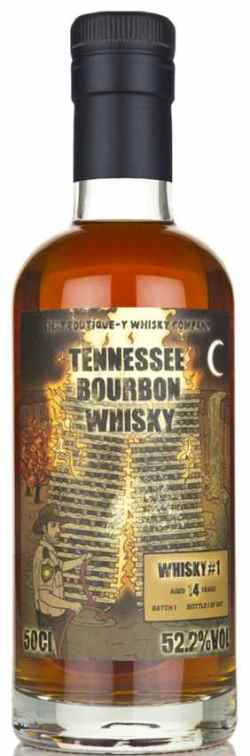 The Dramble reviews Boutique-y Tennessee Bourbon Whisky #1 14 year old