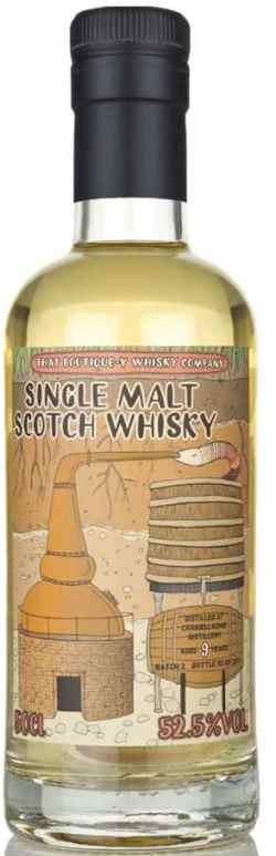 The Dramble reviews Boutique-y Craigellachie 9 year old Batch 2