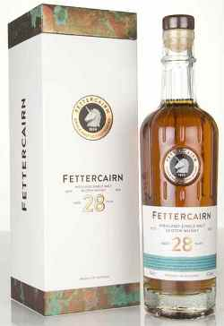 The Dramble reviews Fettercairn 28 year old
