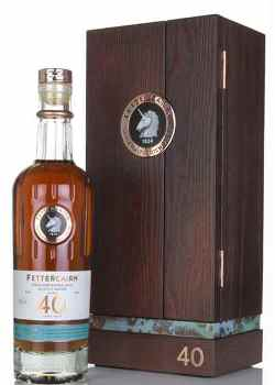 The Dramble reviews Fettercairn 1977 40 year old