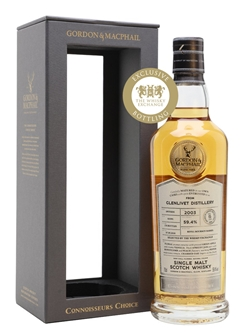 The Dramble reviews Gordon & MacPhail Connoisseurs Choice Glenlivet 2003 15 year old TWE Exclusive