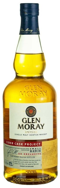 The Dramble reviews Glen Moray Cider Cask Project
